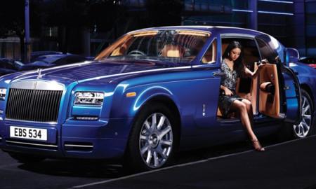 New Rolls Royce Phantom Series II