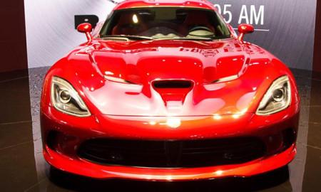 Dodge Viper SRT GTS