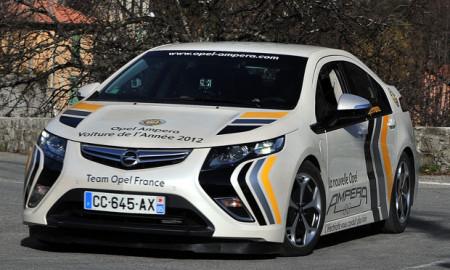 Opel Ampera Rally