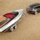Concept Speedboat by Jaguar Cars