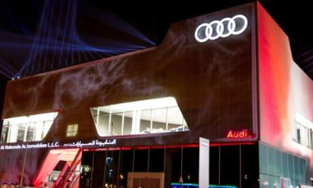 Audi Showroom Dubai