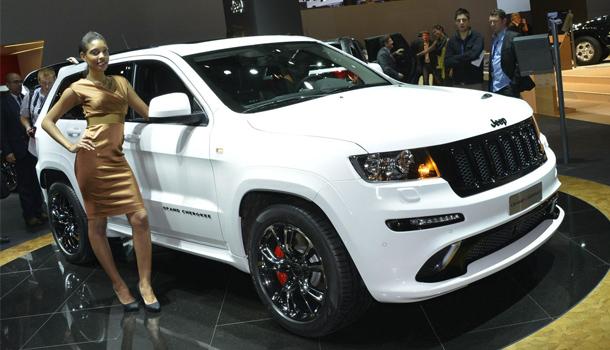 Jeep Grand Charokee