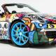 Porsche 911 Cabriolet By Romero Britto