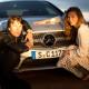 Mercedes Benz CLA Karlie Kloss
