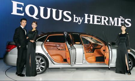 Hyundai Equus Hermès