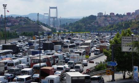 Trafik Türkiye Istanbul
