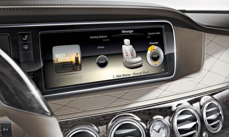 Mercedes Benz S-Serisi 2013 (Navi)
