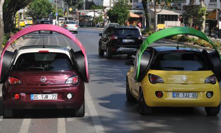 Opel Adam Istanbul