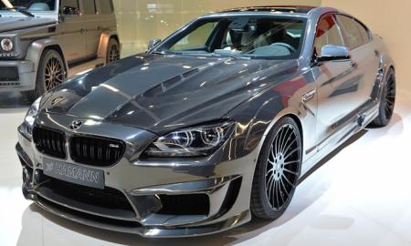 Hamann M6 Gran Coupe