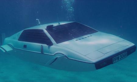 James Bond Lotus Esprit S1
