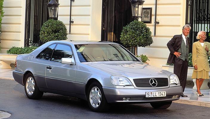 Mercedes Benz C140