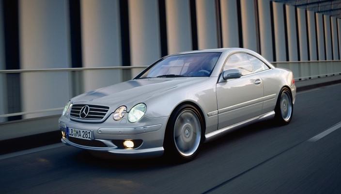 Mercedes Benz C215