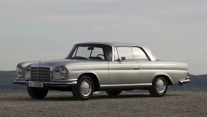 Mercedes Benz W111/112