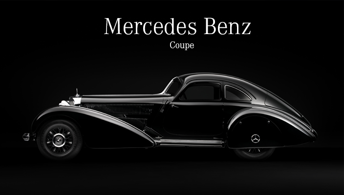 Mercedes Benz Coupe
