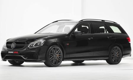 Mercedes-Benz BRABUS 850 E63 6.0 Biturbo