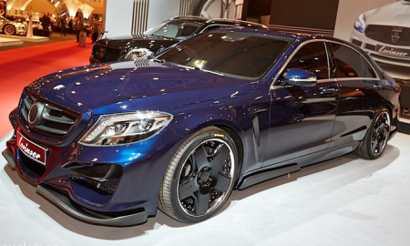 Mercedes-Benz S-Class W222 by Lorinser