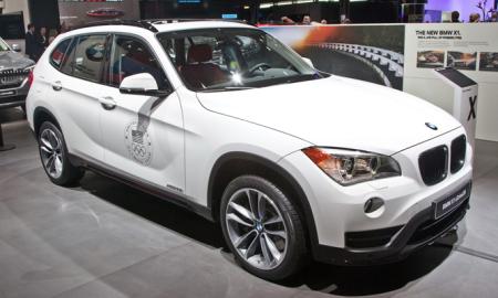 BMW X12014 Detroit