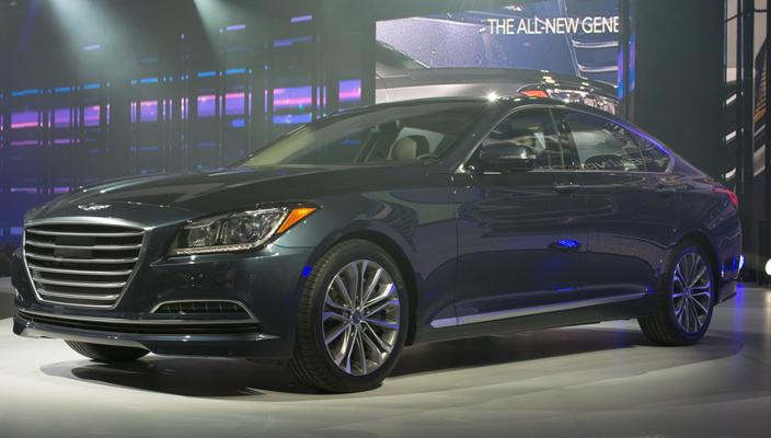 Yeni Hyundai Genesis: genel bir bakış