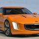 Kia Gt4 Stinger Concept Detroit