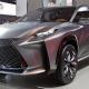 Lexus LF-NX Concept Detroit