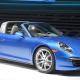 Porsche 911 Targa Detroit