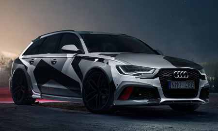 Audi RS6 Jon Olsson