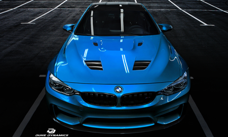 BMW M4 Duke Dynamics