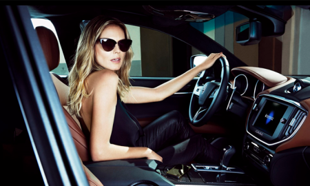Maserati & Heidi Klum