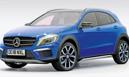 Mercedes-Benz X Serisi