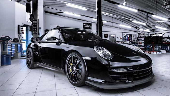 OK-Chiptuning 911 GT2 Clubsport