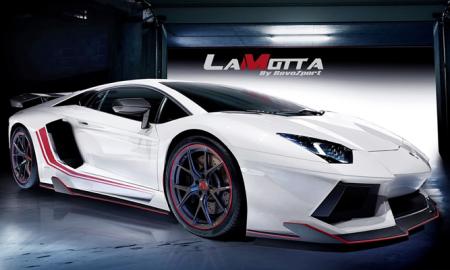 RevoZport Unveals 820 HP Lamborghini Aventador LaMotta