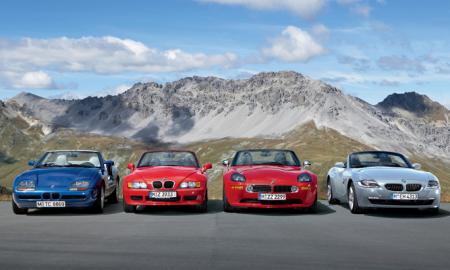 BMW Z Family