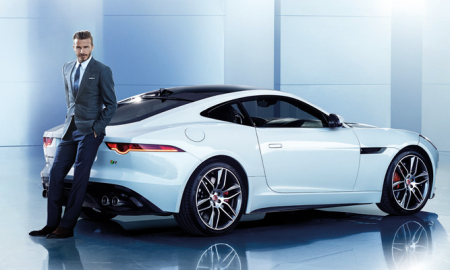 Jaguar & David Beckham