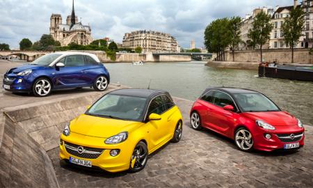 Opel Adam Family