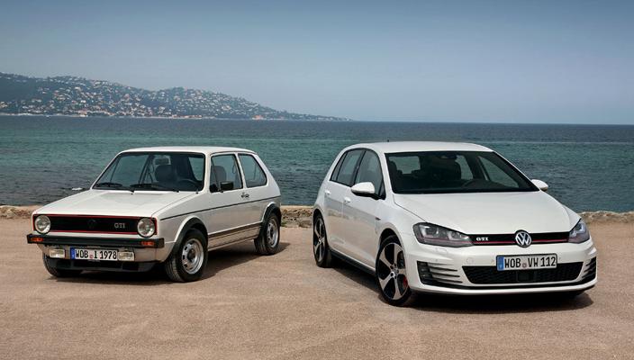 VW Golf 40 Yil