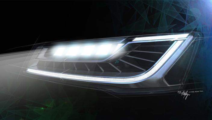 Audi Matrix LEDAudi Matrix LED