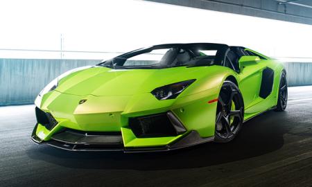 """Vorsteiner Lamborghini Aventador-V """"The Hulk"""""""