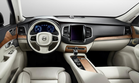 Volvo XC90 (Interior 2015)