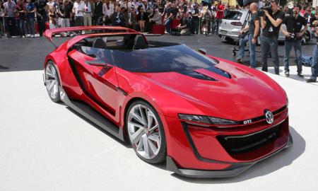 VW GTi Roadster GT