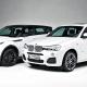 BMW X4 Range Rover Evoque