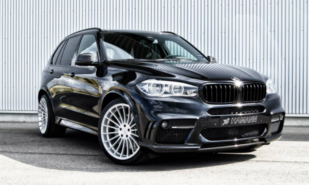 BMW F15 X5 by Hamann Motorsport