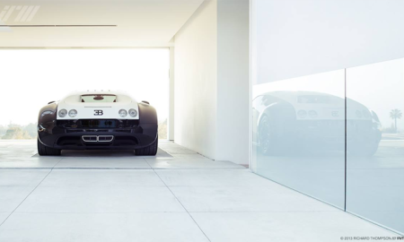 Bugatti Veyron Super Sport Pur Blanc by Richard Thompson
