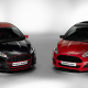 Ford Fiesta Black & Red Edition