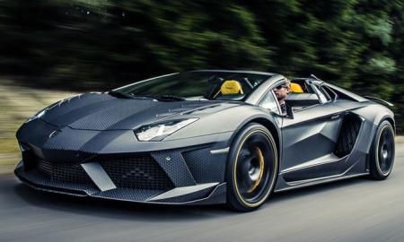 Mansory Lamborghini Aventador Roadster Carbonado