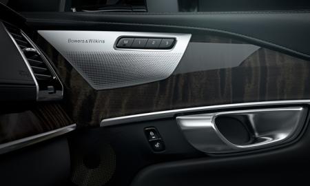 Volvo XC90 2014 Bowers&Wilkins Soundsystem