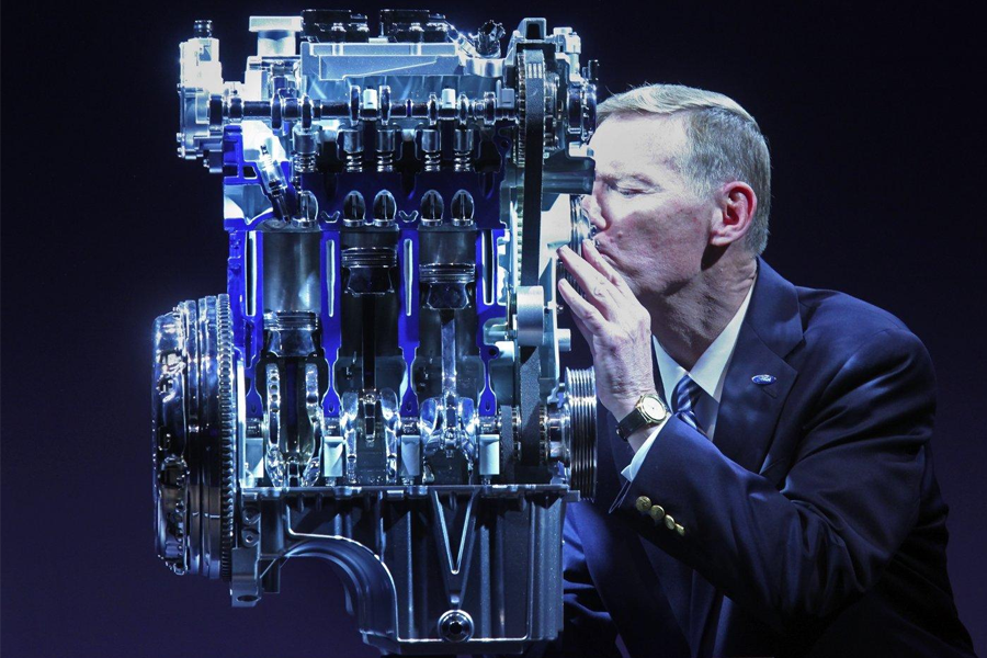 Ford EcoBoost Motor Of The Year 2014