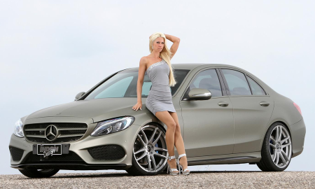 Inden Design Mercedes-Benz C Class 2014