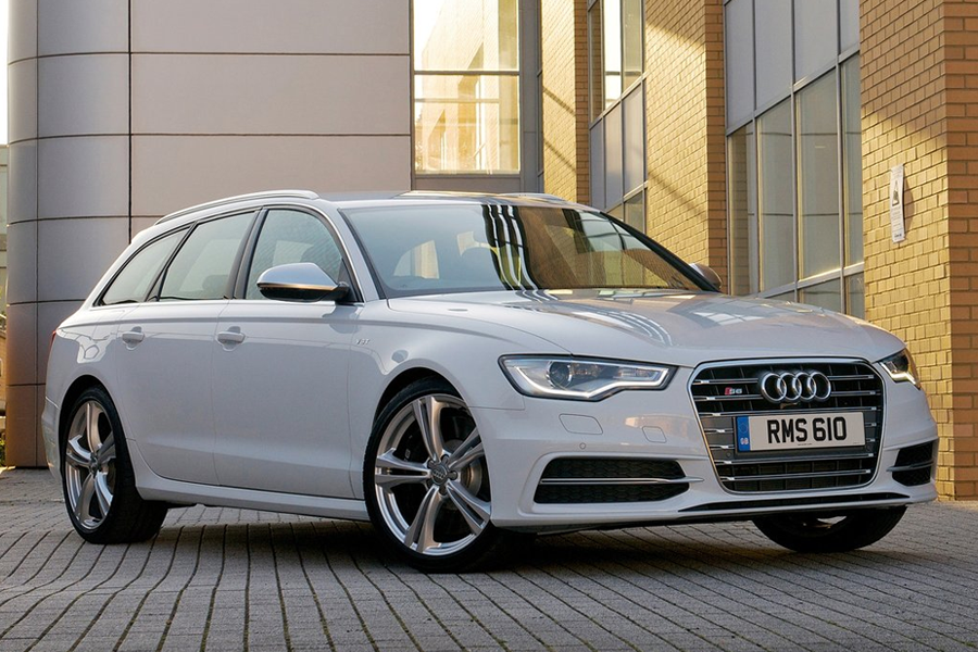 Audi S4 Avant (2013)