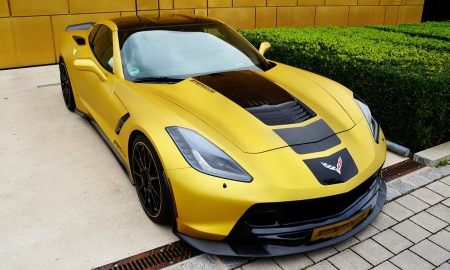 Geiger Chevrolet Corvette Stingray