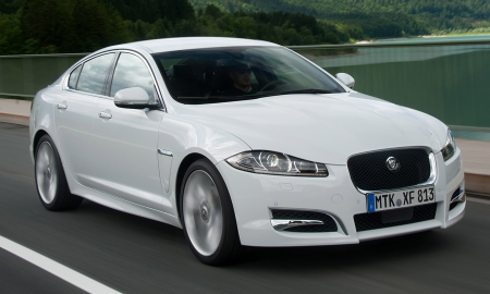 Jaguar XF (Facelift 2011)